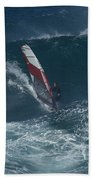 Windsurfer 2 Maui Beach Towel