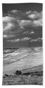 Windy At The Cereal Fields Beach Towel