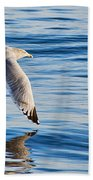 Wing Dipping Beach Towel