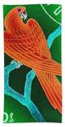 Wings Of Paradise Beach Towel