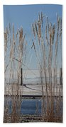 Winter Parade Beach Towel
