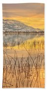 Winter Solstice 5 Beach Towel