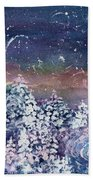 Winter Solstice  Beach Towel