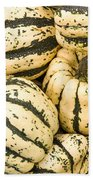 Winter Squash Beach Towel