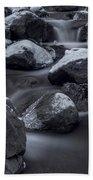 Winters Flow 2 Beach Towel