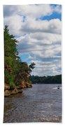 Wisconsin Dells Jetski Beach Towel