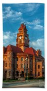 Wise County Courthouse Beach Towel