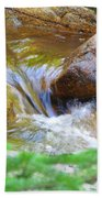 Wishing Waterfall Beach Towel