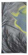 Witch Wood By Jrr Beach Towel