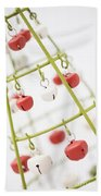 With Bells On Beach Towel