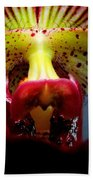 Within The Lady Slipper Beach Towel