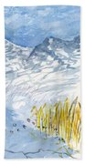 Without Borders Beach Towel