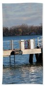 Without Fear Beach Towel