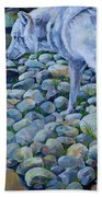 Wolf Creek Beach Towel