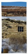 Wolfe Ranch Cabin Arches National Park Utah Beach Towel