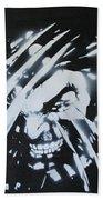 Wolverine3 Beach Towel