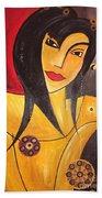 Women 0448 Marucii Beach Towel