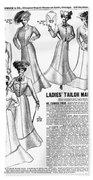 Women's Wear, 1902 Beach Towel