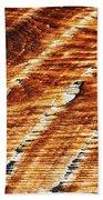 #woodgrain Beach Towel