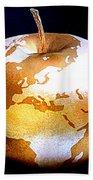 World Apple Beach Towel