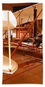 Wright Brothers Memorial Beach Towel