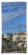 Wrightsville Beach - North Carolina Beach Towel