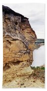 Writing-on-stone Provincial Parks Beach Towel