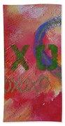 Xoxo Beach Sheet