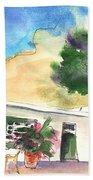 Yaiza 01 Beach Towel