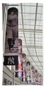 Yankee Old Timers Flags Beach Towel