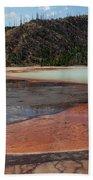 Yellowstone 27 Beach Towel