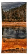 Yellowstone 3 Beach Towel