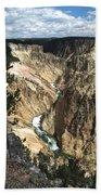 Yellowstone Canyon Beach Towel