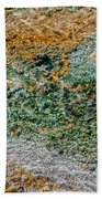 Yellowstone Living Thermometer Abstract Beach Towel