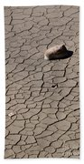 Yellowstone Mud And Rock   #1750 Beach Towel