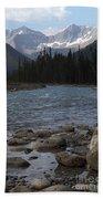 Yoho National Park British Columbia Beach Towel