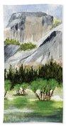 Yosemite 1 Beach Towel