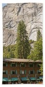 Yosemite National Park Lodging Beach Towel