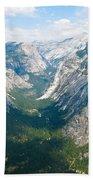 Yosemite Summers Beach Towel