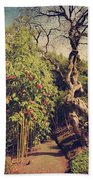 You'll Never Be Alone Beach Towel
