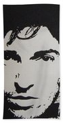 Young Boss Beach Towel by ID Goodall