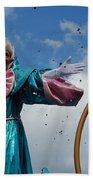 Your Fairy Godmother Beach Towel
