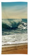 Your Moment Of Perfection Beach Towel by Laura Fasulo