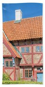 Ystad Old Mayors House Beach Towel