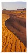 Zagora Desert In Morocco Beach Towel