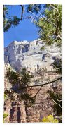 Zion National Park Beach Towel