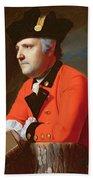 Colonel John Montresor  Beach Towel by John Singleton Copley