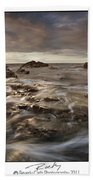 Rocky - At Trearddur Bay Beach Towel