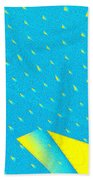 The Illusion Beach Towel