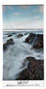 Welsh Coast Beach Towel